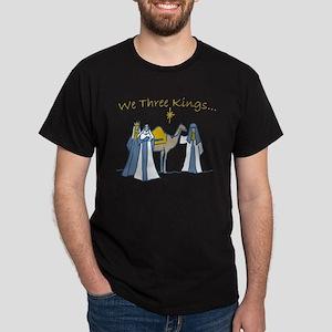 We Three Kings Dark T-Shirt