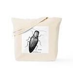 Click Beetle Tote Bag