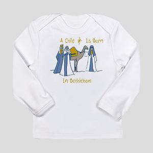 Bethlehem Kings Long Sleeve Infant T-Shirt