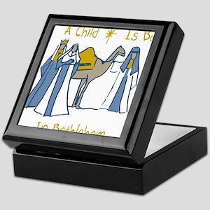 Bethlehem Kings Keepsake Box