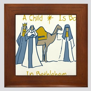 Bethlehem Kings Framed Tile