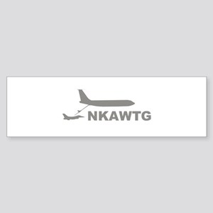 NKAWTG-1 Sticker (Bumper)