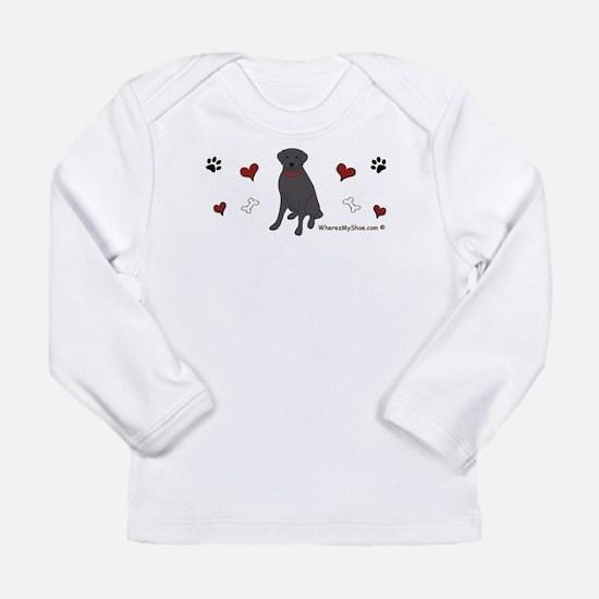 LabBlack.gif Long Sleeve T-Shirt