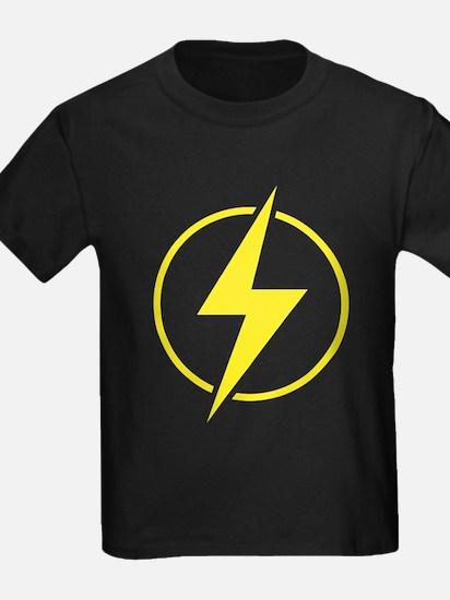 Vintage Retro Lightning Bolt T