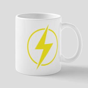 Vintage Retro Lightning Bolt Mug