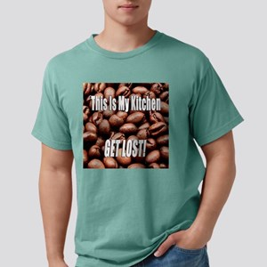 THIS IS MY KITCHEN ... Mens Comfort Colors Shirt