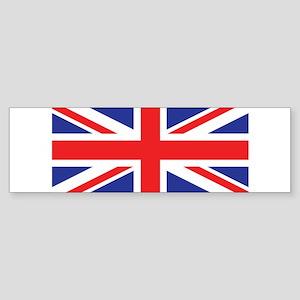United Kingdom Union Jack Sticker (Bumper)