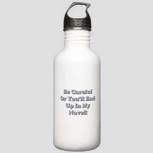 Be Careful... Stainless Water Bottle 1.0L