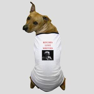 writer joke Dog T-Shirt