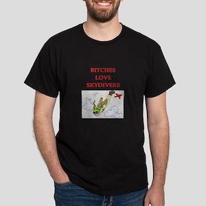 skydiving joke Dark T-Shirt