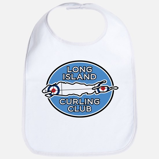 Long Island Curling Club Bib