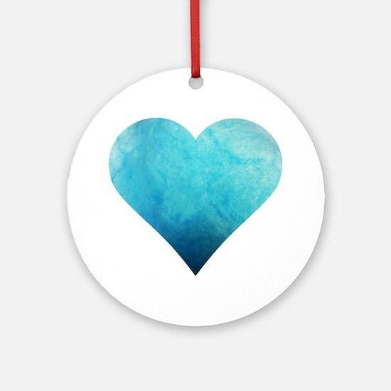 I love cotton candy Ornament (Round)