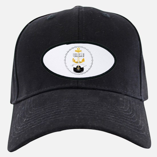 Navy - CPO - Chief Hat Baseball Hat