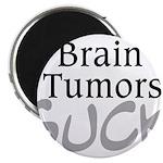 Brain Tumors Suck Magnet