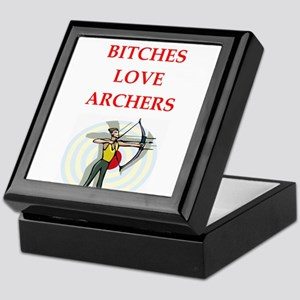 archery Keepsake Box