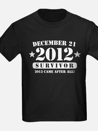 December 21 2012 Survivor T