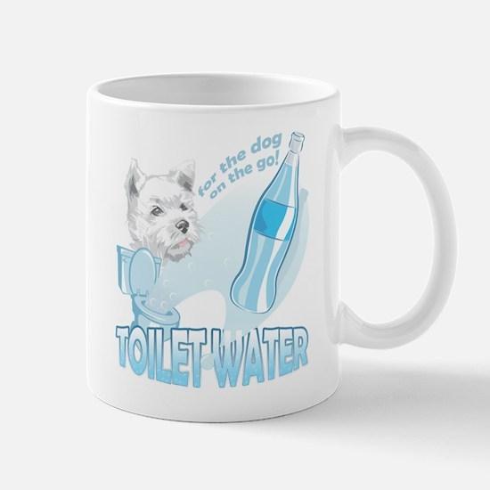 """""""Toilet Water"""" Mug"""