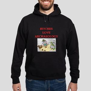 archaeology Hoodie (dark)