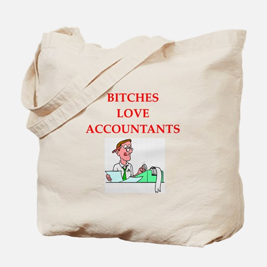 accountantt Tote Bag
