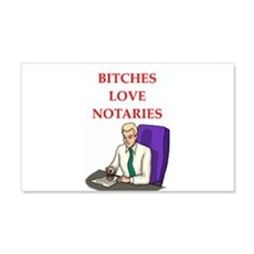 notary Wall Decal