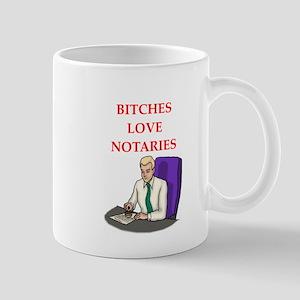 notary Mug