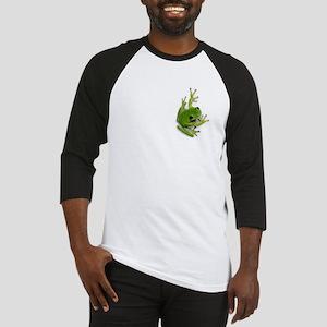 Tree Frog -  Baseball Jersey