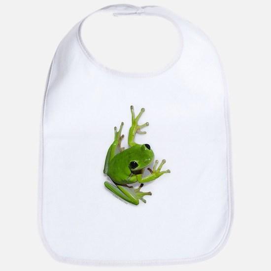 Tree Frog -  Bib