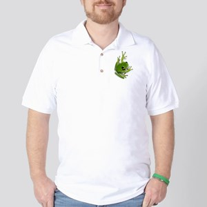 Tree Frog -  Golf Shirt