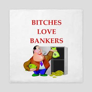 banker Queen Duvet
