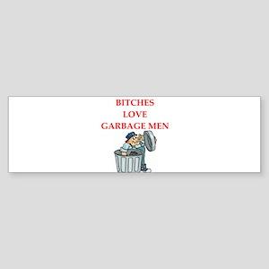 trash Sticker (Bumper)