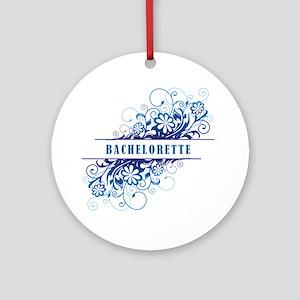 BACHELORETTE Ornament (Round)
