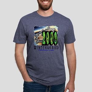 2009 Winterguard Blot Mens Tri-blend T-Shirt