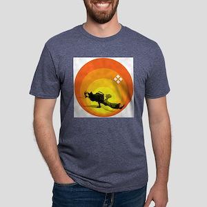 bboy Mens Tri-blend T-Shirt
