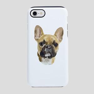 French Bulldog Puppy Portrait iPhone 7 Tough Case