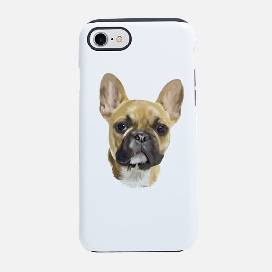 French Bulldog Puppy Portrait iPhone 7 Tough Case