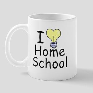 Home School Mug