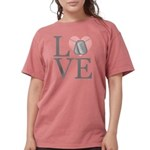 Army Love Womens Comfort Colors Shirt