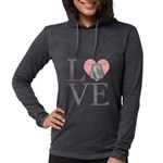 ARNG Love Womens Hooded Shirt