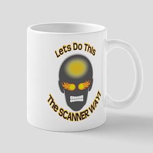 Scanner Way Mug