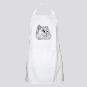 Persian Cat BBQ Apron