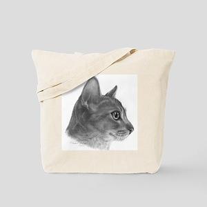 Abysinnian Cat Tote Bag