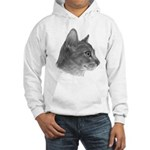 Abysinnian Cat Hooded Sweatshirt