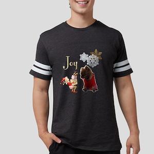 xmasjoy Mens Football Shirt