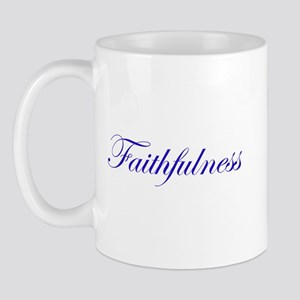Faithfulness Mug