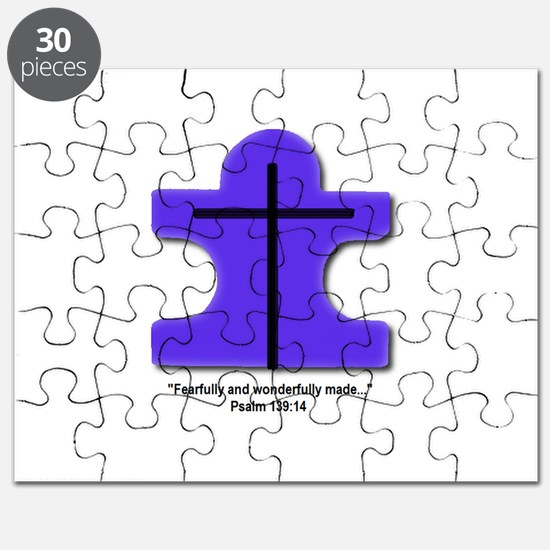 Fearfully and Wonderfully Made Puzzle