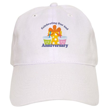 2nd Anniversary Party Cap