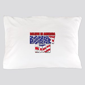 Romney and Ryan Pillow Case