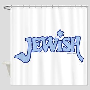 Jewish Shower Curtain