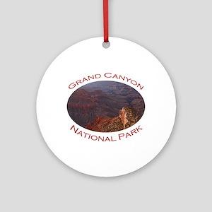Grand Canyon National Park...Sunrise Ornament (Rou