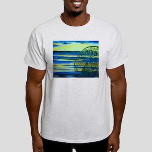Caribbean Ripples Light T-Shirt